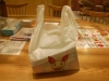 今回いただいた記念品及び粗品が入った袋