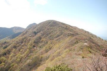 天城山(万三郎岳)